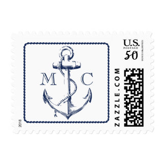 Nautical-Anchor stamp