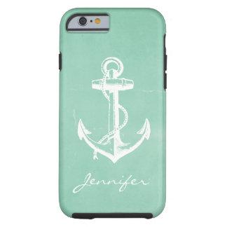 Nautical Anchor Tough iPhone 6 Case