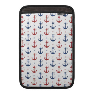 Nautical Anchors MacBook Air Sleeve