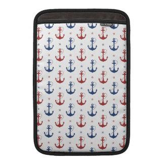 Nautical Anchors MacBook Air Sleeve