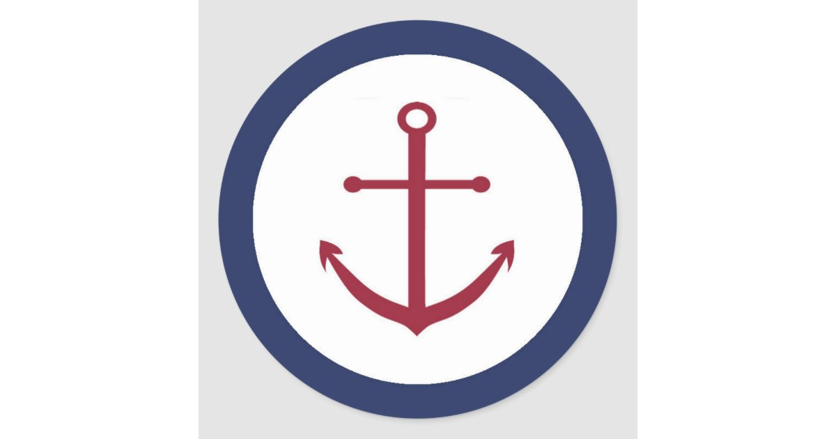 nautical baby shower anchor envelope seal zazzle