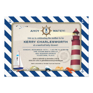 40 fish themed baby shower invitations announcement cards zazzle