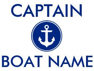 Boat Captain Hats & Caps | Zazzle