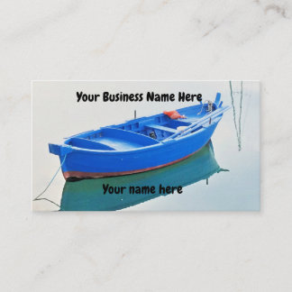 Nautical Business Cards