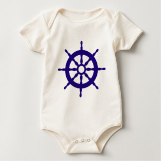 Nautical Captain's Ship Wheel Tee