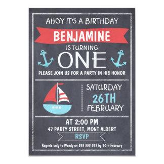 1st Birthday Chalkboard Invitations Announcements Zazzle