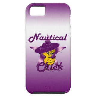 Nautical Chick #9 iPhone SE/5/5s Case