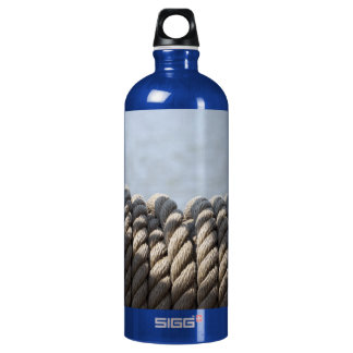 Nautical Coil Water Bottle