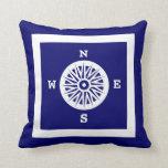 Nautical Compas Pillows