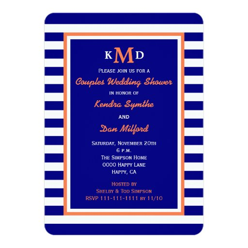 Couples Bridal Shower Invitations for perfect invitation sample