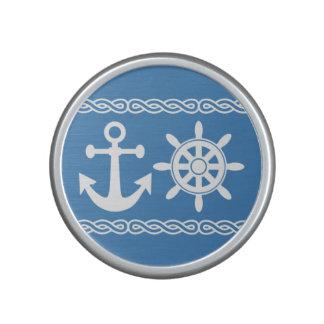 Nautical custom color bluetooth speaker