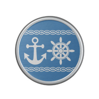 Nautical custom color bluetooth speaker
