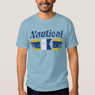 Nautical DAD T Shirt