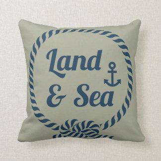 Nautical decorative Pillow Cushion