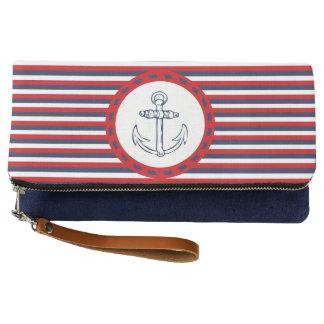 Nautical design clutch