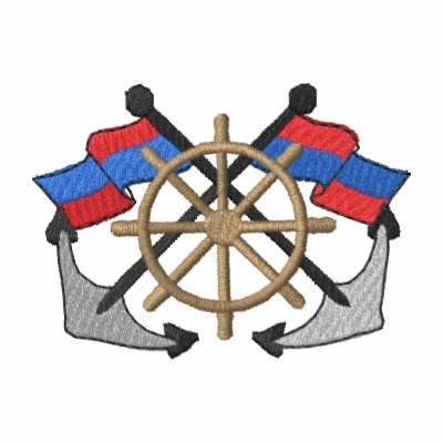 Nautical Design Hoodie