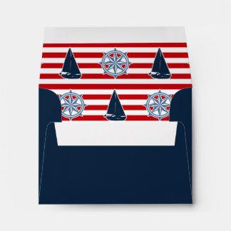 Nautical design envelope