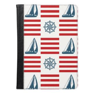 Nautical design iPad air case