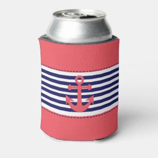 nautical desing can cooler