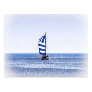 Nautical Dreams Postcard