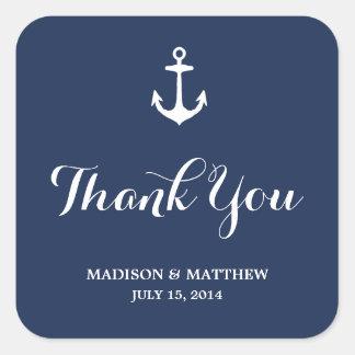 Nautical | Favor Stickers