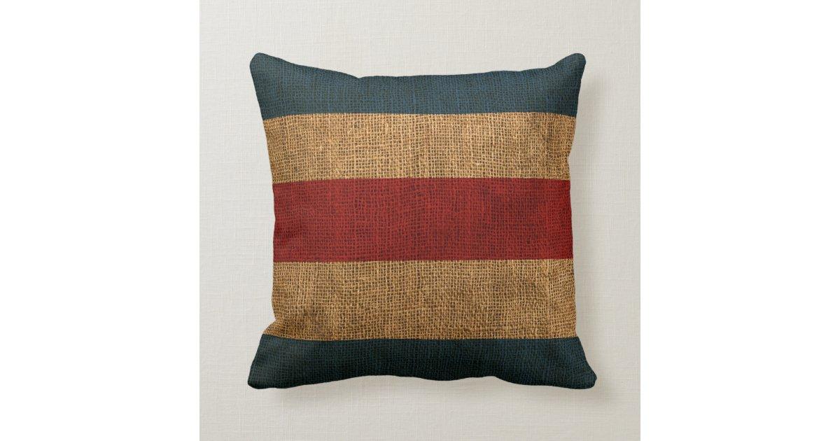 Nautical Flag Letter C Signal Throw Pillow Zazzle