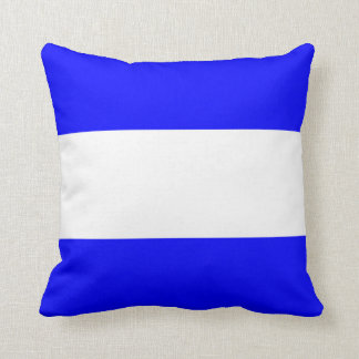 Nautical Flag Signal Letter J Pillows