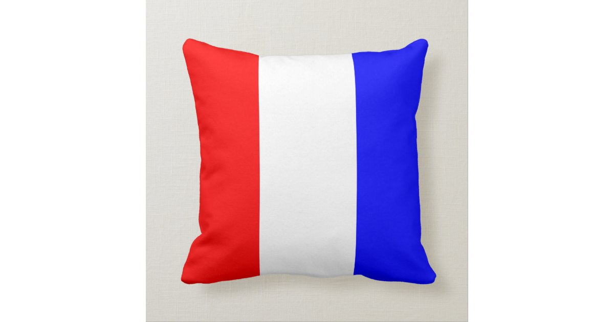 Nautical Flag Signal Letter T Tango Throw Pillow Zazzle