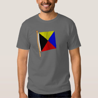 Nautical Flag 'Z' T-Shirt
