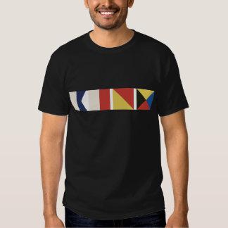 Nautical Flags Shirt