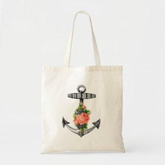 Nautical Girl Tote Bag