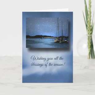 60% Off Nautical Christmas Cards – Shop Now to Save | Zazzle