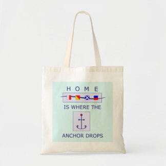Nautical Home Tote