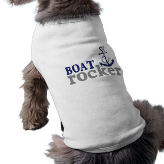 Nautical Humor Boat Rocker Tee