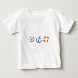 Nautical Icons Infant T-shirt
