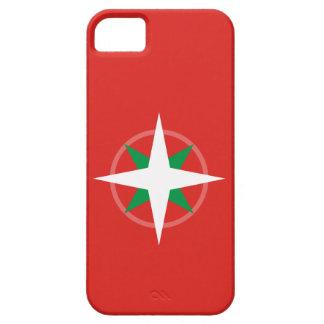 Nautical Ikurriña iPhone 5 Cases