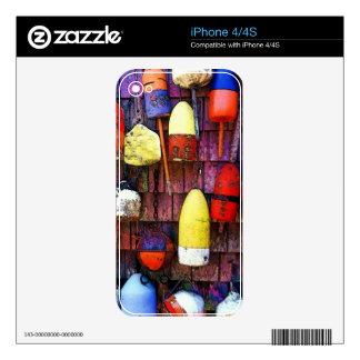 nautical iphone case iPhone 4 decal