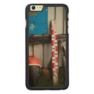 Nautical Items Carved Maple iPhone 6 Plus Case
