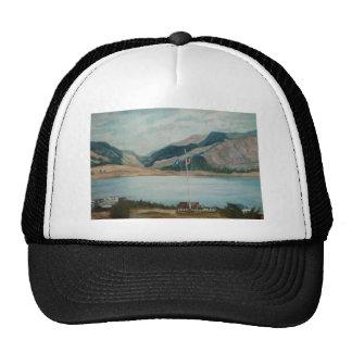 nautical landscape trucker hats