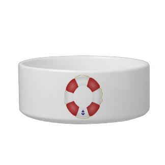 Nautical Life preserver Bowl
