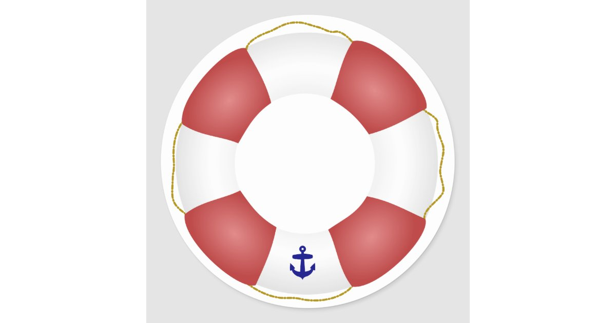 Life Preserver Ring Custom