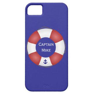 Nautical Life preserver iPhone SE/5/5s Case