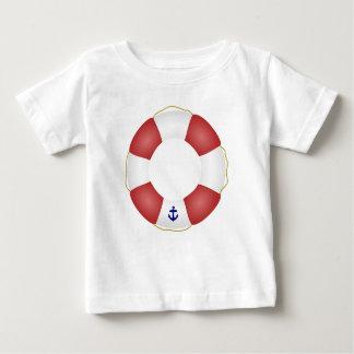 Nautical Life preserver Tee Shirts