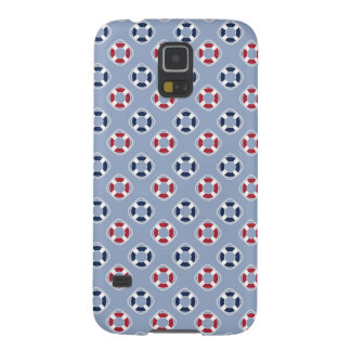 Nautical Life Preservers Galaxy S5 Cover