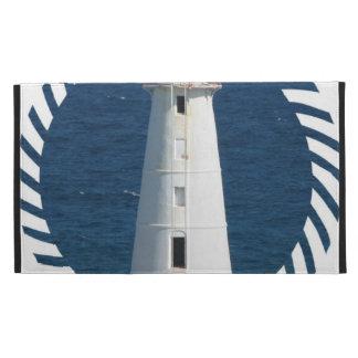 Nautical Lighthouse iPad Case