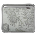 Nautical Map iPad Sleeve