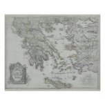 Nautical Map Poster