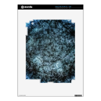 Nautical Marble Decals For iPad 2