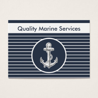 Nautical Marine Business Cards