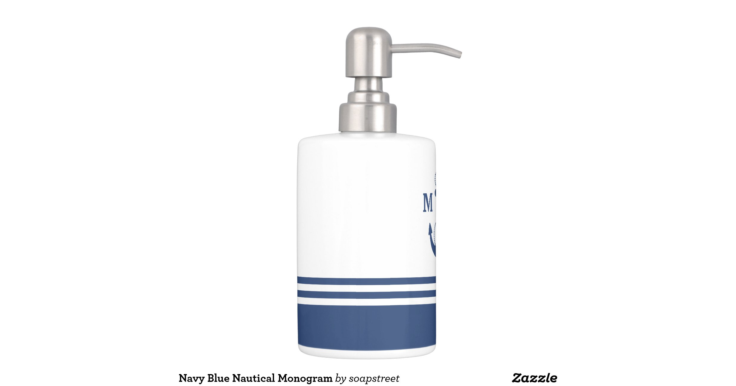 Nautical bathroom accessories sets navy blue nautical for Navy bathroom accessory sets